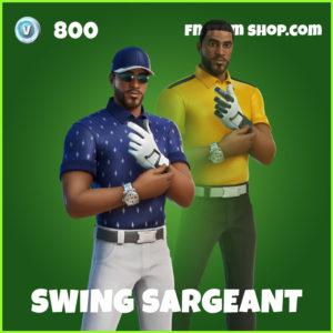 Swing Sargeant Fortnite Skin