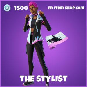 The Stylist Fortnite Skin