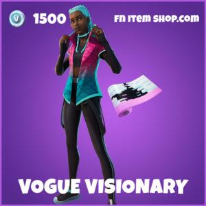 Vogue Visionary Fortnite Skin