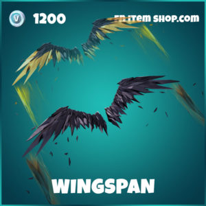 Wingspan LeBron James Glider Fortnite