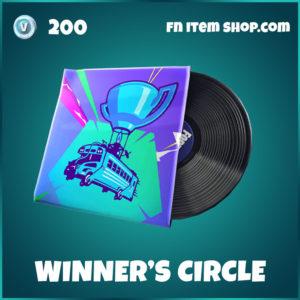 Winner's Circle Fortnite music