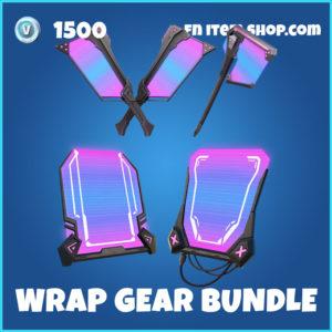 Wrap Gear Fortnite Bundle