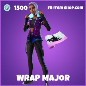Wrap major Fortnite Skin