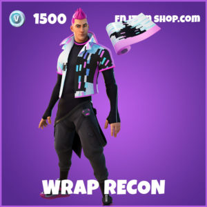 Wrap Recon Fortnite Skin