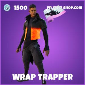Wrap Trapper Fortnite Skin