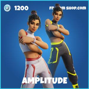Amplitude Fortnite Skin