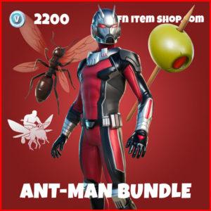 Ant-Man Fortnite Bundle
