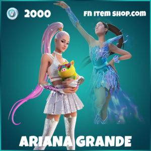 Ariana Grande Fortnite Skin
