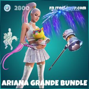 Ariana Grande Fortnite Bundle