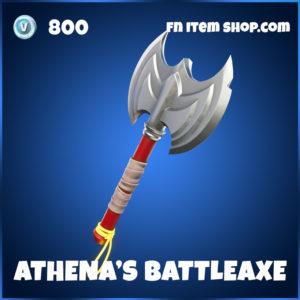 Athena's Battleaxe Fortnite Harvesting Tool Wonder Woman