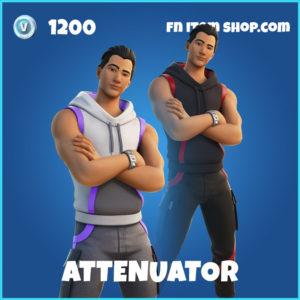 Attenuator Fortnite Skin