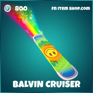 Balvin Cruiser Fortnite Glider