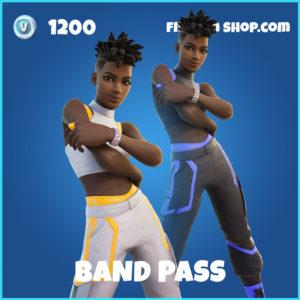 Band Pass Fortnite Skin
