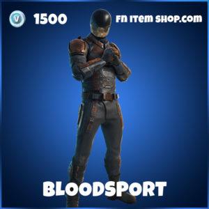 Bloodsport Fortnite Skin