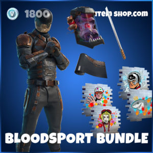 Bloodsport Fortnite Bundle