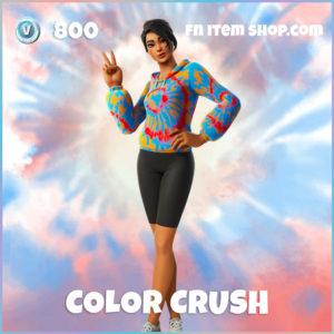 Color Crush Fortnite Skin