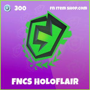 FNCS Holoflair Fortnite Backpack