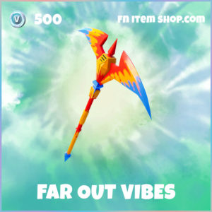 Far out Vibes Fortnite Harvesting Tool