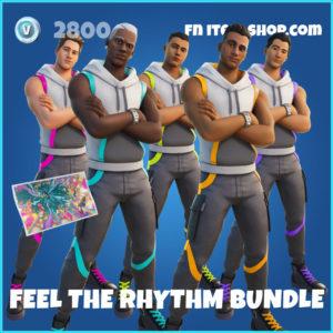 Feel The Rhythm Fortnite Bundle