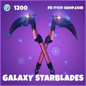 Galaxy Starblades Fortnite Harvesting Tool