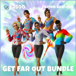 Get Far Out Fortnite Bundle