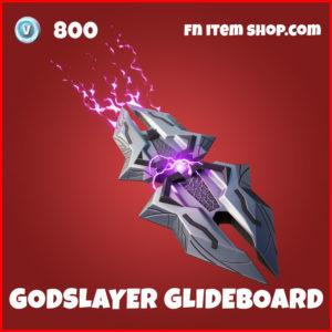 Godslayer Glideoard Fortnite Glider Marvel