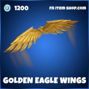 Golden Eagle Wings Fortnite Glider Wonder Woman