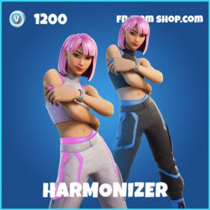 Harmonizer Fortnite Skin