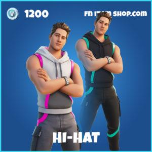 Hi-Hat Fortnite Skin