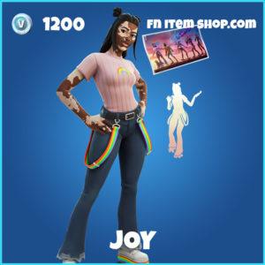 Joy Fortnite SKin