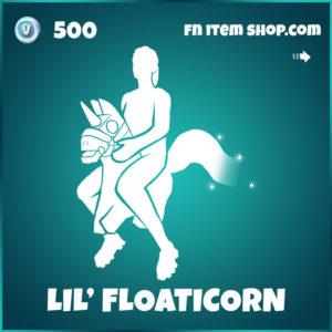 Lil' Floaticorn Fortnite Ariana Grande Emote