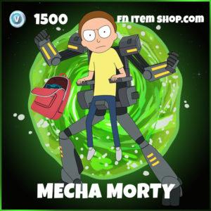 Mecha Morty Fortnite Skin