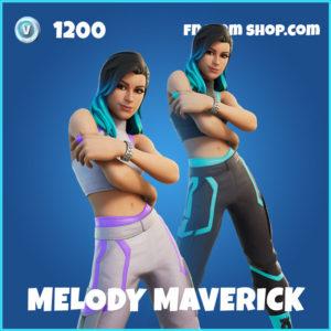 Melody Maverick Fortnite Skin