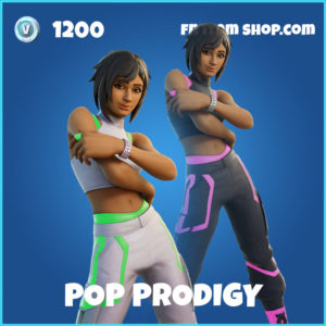 Pop Prodigy Fortnite Skin