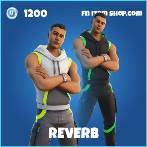 Reverb Fortnite Skin