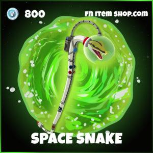 Space Snake Fortnite Harvesting Tool Morty