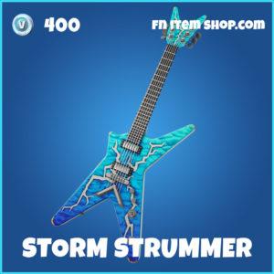 Storm Strummer Fortnite Back Bling