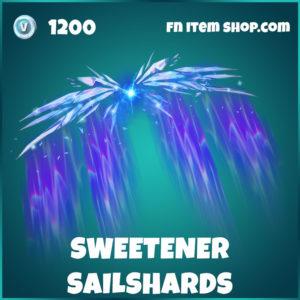 Sweetener Sailshards Fortnite Ariana Grande Glider