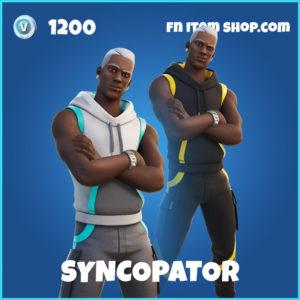 Syncopator Fortnite Skin