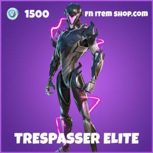 Trespasser ELite Fortnite Skin