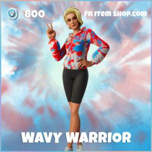 Wavy Warrior Fortnite Skin