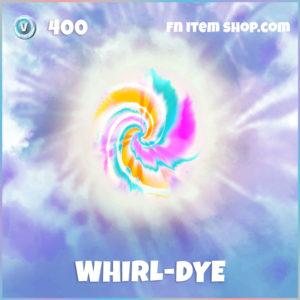Whirl-Dye Fortnite Back Bling