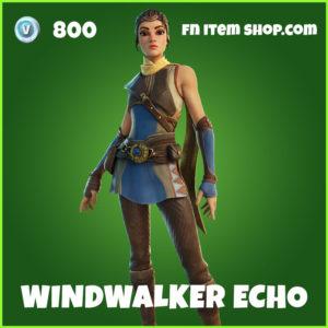 Windwalker Echo Fortnite Skin