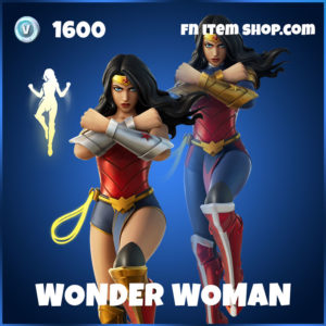 Wonder Woman Fortnite Skin