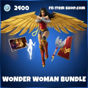 Wonder Woman Fortnite Bundle