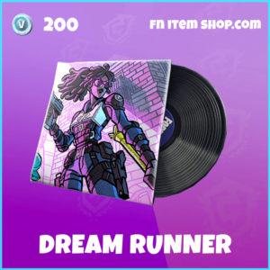 Dream Runner Fortnite Music