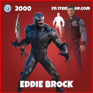 Eddie Brock Venom Fortnite Skin