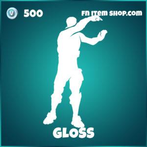 Gloss Fortnite Emote