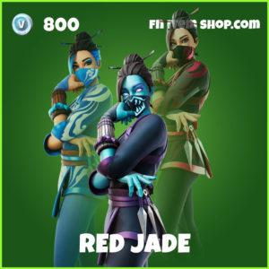 Red Jade Fortnite Skin