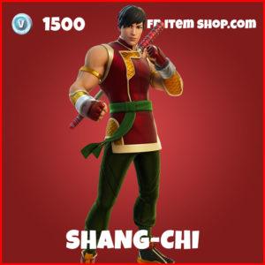 Shang-Chi Fortnite Skin